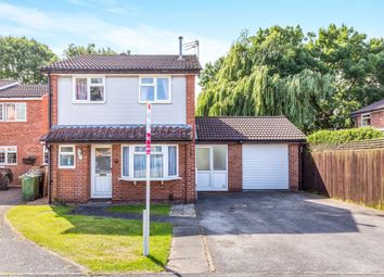 Thumbnail 3 bed detached house for sale in Wilstone Close, Loughborough