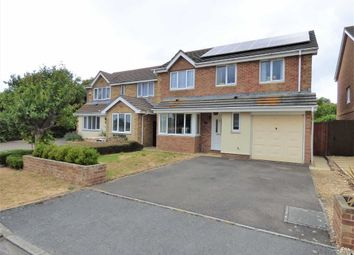 Thumbnail 5 bed detached house for sale in Bluebell Road, Wick St. Lawrence, Weston-Super-Mare