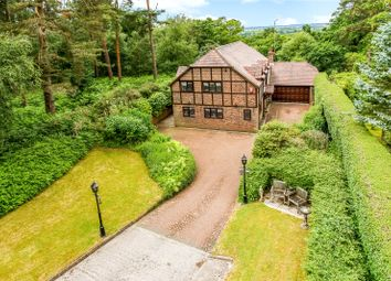 Thumbnail 4 bed detached house for sale in Slanting Hill, Hermitage, Thatcham, Berkshire