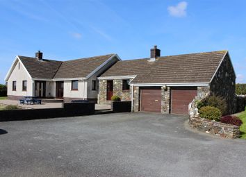 Thumbnail 4 bed bungalow for sale in Simpson Cross, Haverfordwest