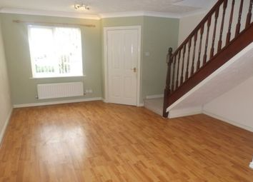 Thumbnail 2 bed property to rent in Ireland Close, St Mellons, Cardiff