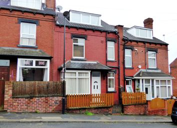 Thumbnail 2 bed terraced house for sale in Station Mount, Bramley Leeds