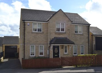 Thumbnail 4 bedroom detached house for sale in Woodsley Fold, Thornton, Bradford