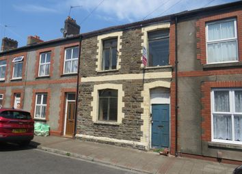 Thumbnail 2 bedroom flat for sale in Janet Street, Splott, Cardiff