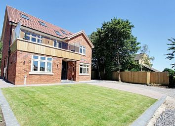 Thumbnail 6 bed detached house for sale in Birchwood Drive, Barrow-Upon-Humber