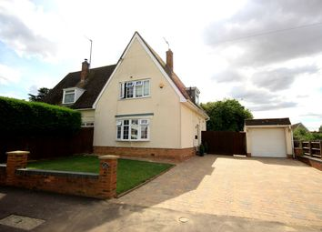 Thumbnail 3 bed semi-detached house for sale in St James Close, Pulloxhill