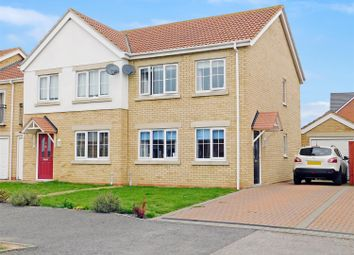 Thumbnail 3 bed end terrace house for sale in Belton Park Road, Skegness, Lincs
