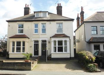 Thumbnail 3 bed semi-detached house for sale in Rayleigh, Essex, .