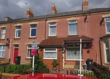 Thumbnail 2 bed terraced house for sale in Prince Leopold Street, Adamsdown, Cardiff