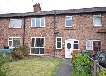 Thumbnail 3 bed terraced house for sale in Hawthorne Grove, Latchford, Warrington