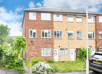 Thumbnail 2 bed flat for sale in May Close, Chessington