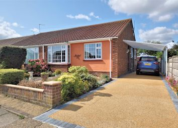 Thumbnail 2 bedroom semi-detached bungalow for sale in Columbia Avenue, Seasalter, Whitstable