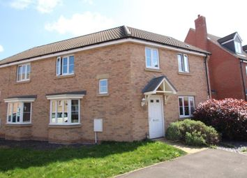 Thumbnail 3 bed semi-detached house for sale in Browning Chase, Littleport, Ely