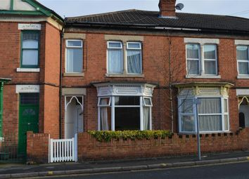 Thumbnail 3 bedroom terraced house to rent in Meadow Lane, Loughborough
