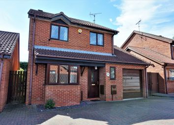 Thumbnail 4 bedroom detached house to rent in Kendal Close, Peterborough