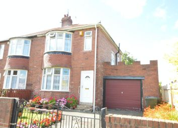 Thumbnail 2 bedroom semi-detached house for sale in Howlett Hall Road, Denton Burn, Newcastle Upon Tyne