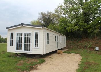 Thumbnail 3 bed mobile/park home for sale in Common Road, Pentney, King's Lynn
