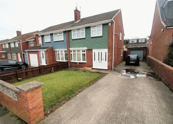 Thumbnail 3 bedroom semi-detached house for sale in Guildford Road, Normanby, Middlesbrough