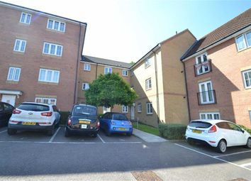 Thumbnail 2 bed flat for sale in Bromley Close, Harlow, Essex