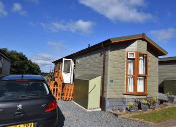 Thumbnail 1 bedroom mobile/park home for sale in Globe Vale, Sinns Common, Redruth