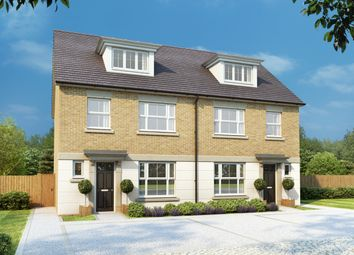 Thumbnail 4 bed semi-detached house for sale in Priory Mews, Tickford Street, Newport Pagnell, Milton Keynes