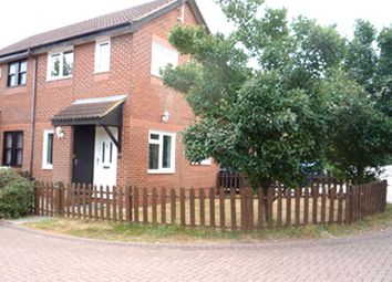 Thumbnail 1 bed terraced house to rent in Boxberry Gardens, Walnut Tree
