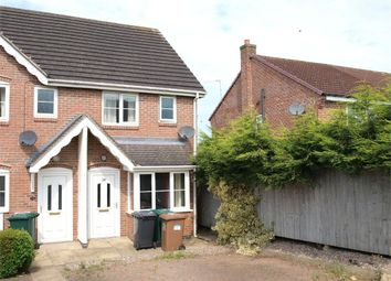 Thumbnail 2 bed end terrace house for sale in Warren Hill, Newhall, Swadlincote, Derbyshire