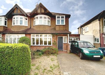 Thumbnail 3 bed semi-detached house for sale in Cavendish Avenue, Harrow
