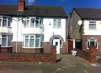 Thumbnail 3 bed property to rent in Willow Avenue, Edgbaston, Birmingham