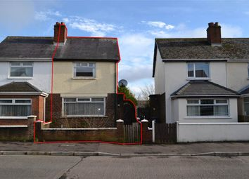 Thumbnail 2 bedroom semi-detached house for sale in Joanmount Park, Belfast