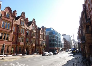 Thumbnail 1 bedroom flat for sale in Newhall Street, Birmingham