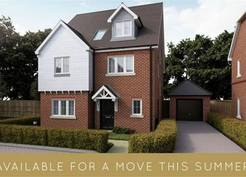 Thumbnail 4 bed detached house for sale in Ventnor Lodge, Cambridge Road, Quendon, Essex
