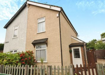 Thumbnail 2 bed semi-detached house for sale in Waldo Road, Bickley, Bromley