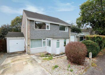 Thumbnail 2 bed semi-detached house for sale in Oak Road, Tavistock