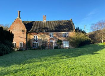 Thumbnail 5 bed detached house to rent in Hall Road, Honing, North Walsham
