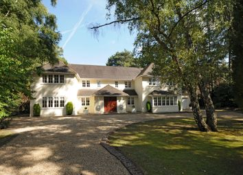 Thumbnail 5 bed detached house to rent in Prince Consort Drive, Ascot