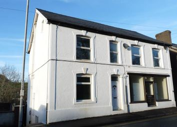 Thumbnail 1 bedroom flat to rent in High Street, Sennybridge, Brecon