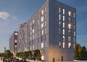 Thumbnail 1 bed flat for sale in Regent Road, Salford