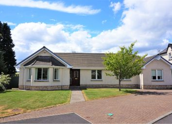 Thumbnail 4 bed detached bungalow for sale in Crosslaw Burn, Moffat