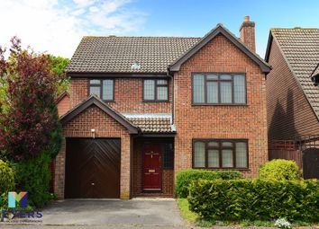 Thumbnail 4 bed detached house for sale in Forest Edge Road, Sandford BH20.