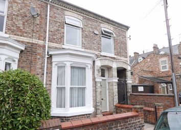 Thumbnail 4 bed terraced house to rent in Vyner Street, York, North Yorkshire