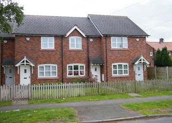 Thumbnail 2 bed terraced house for sale in Green Willows, Townfield Lane, Barnton, Northwich