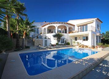 Thumbnail 3 bed villa for sale in Benitachell, Costa Blanca, Spain
