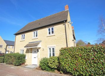 Thumbnail 3 bed semi-detached house for sale in Wenman Close, Witney
