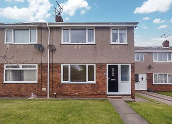 Thumbnail 3 bed semi-detached house for sale in Norham Close, Blyth