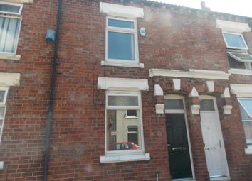 Thumbnail 2 bed terraced house to rent in Percy Street, Middlesbrough