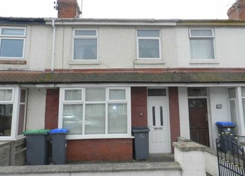 Thumbnail 2 bed terraced house to rent in Harcourt Road, Blackpool