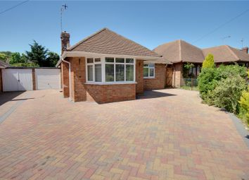 Thumbnail 3 bed bungalow for sale in Clive Avenue, Goring By Sea, Worthing, West Sussex