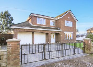 Thumbnail 4 bedroom detached house for sale in Spytty Lane, Newport