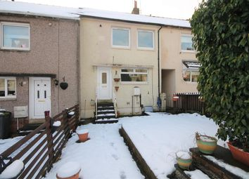 Thumbnail 2 bed terraced house for sale in Dunrobin Place, Coatbridge